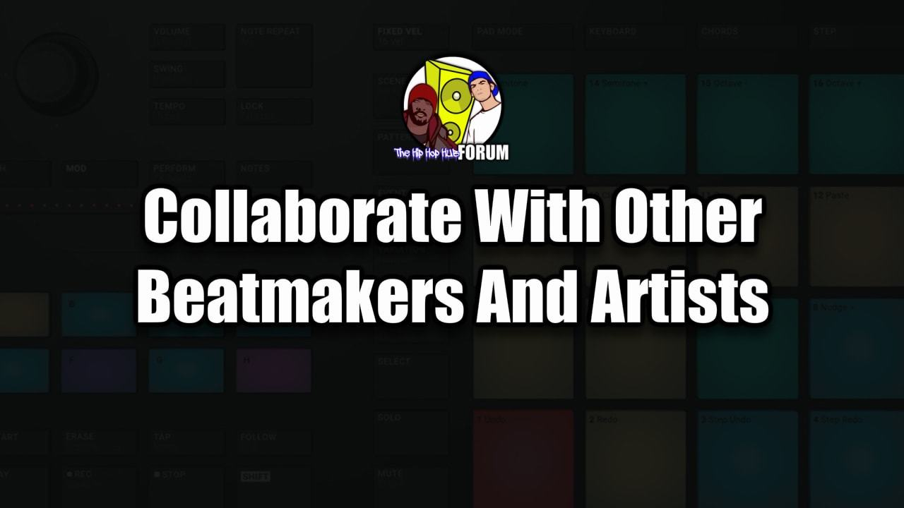 Where Beatmakers Can Collaborate With Rappers
