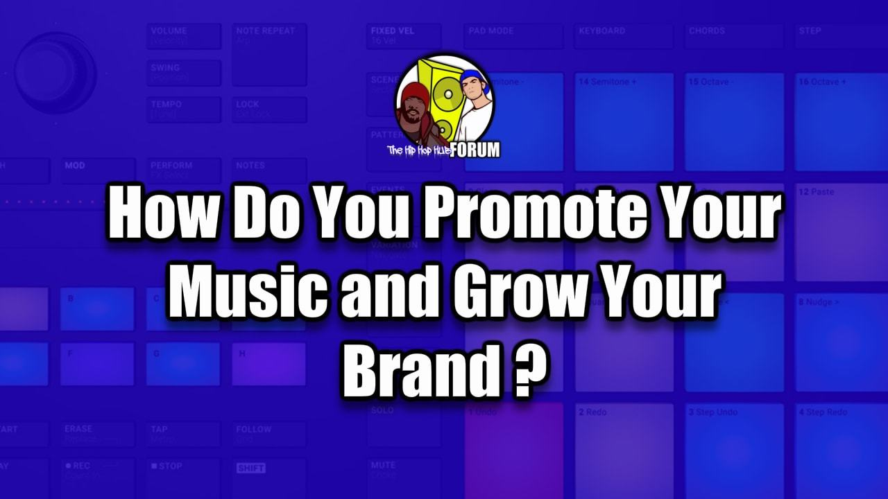 How Do You Promote Your Hip Hop Music Online