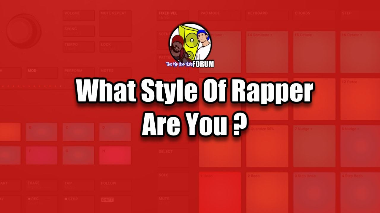 What Style OF Rap Music Do You Make?