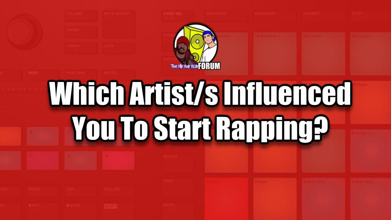 Which Artist Influenced Your Raps