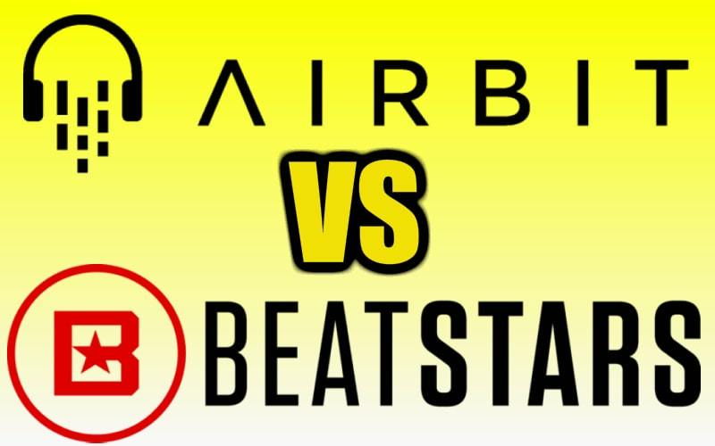 beat selling platforms Airbit Vs Beatstars