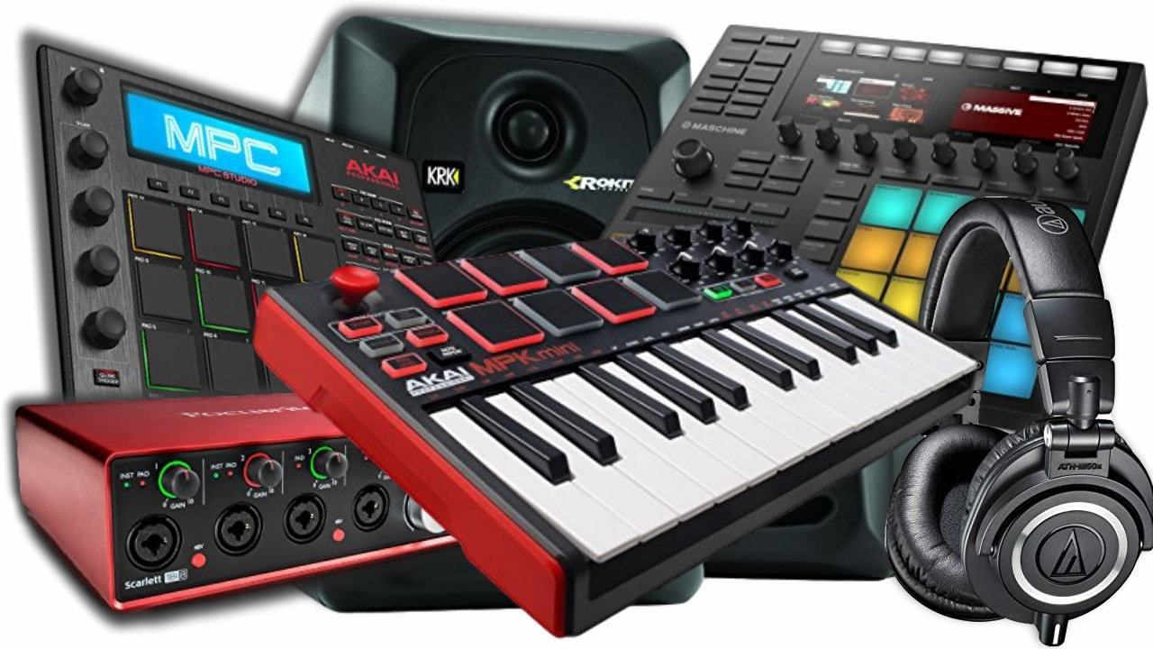 Best Hip Hop Production Equipment List