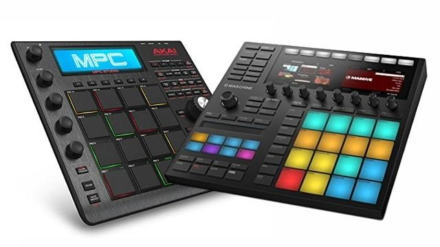 Hip Hop Beat Making Controllers
