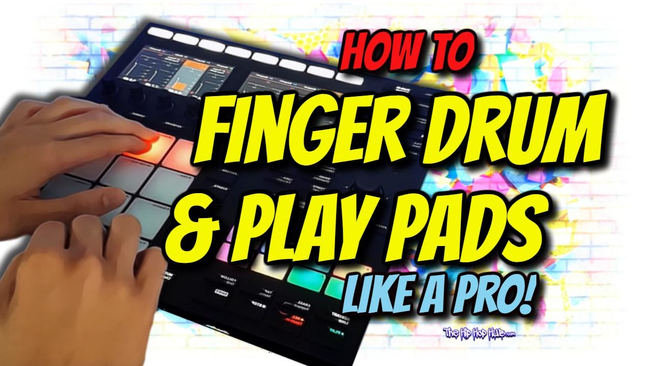 Finger Drumming Tutorial and Tips
