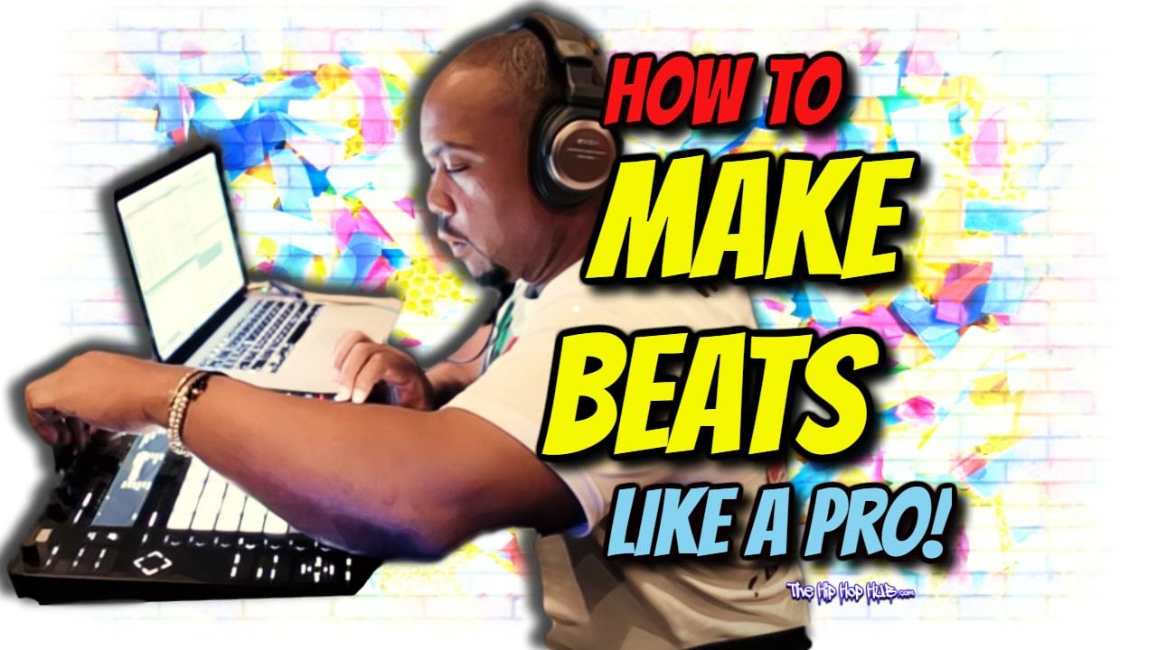 How To Make Hip Hop Beats Masterclass