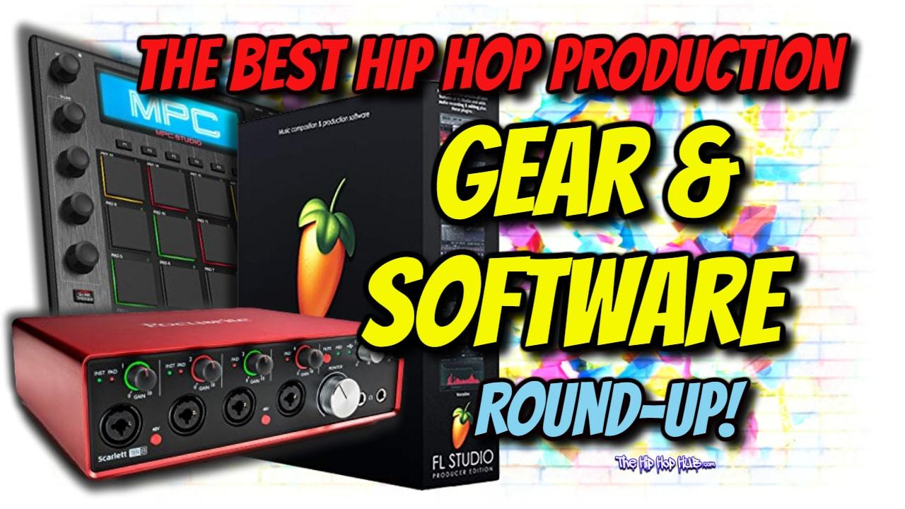 Best Hip Hop Beat Making Software And Equipment